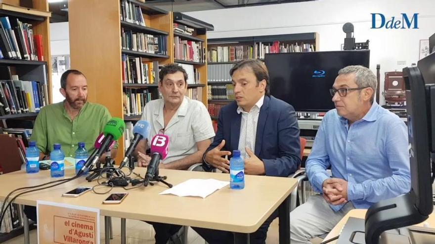 El ciclo 'El cinema d'Agustí Villaronga' se inaugura hoy con la presencia del director