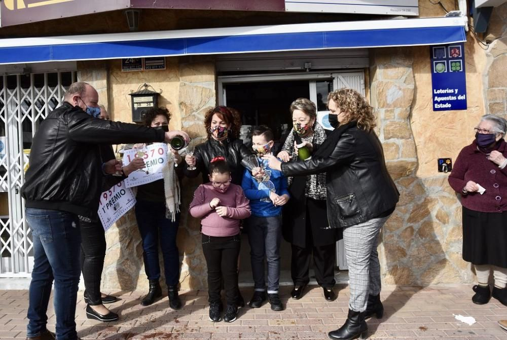 El Niño sonríe a la Región con sus tres grandes premios