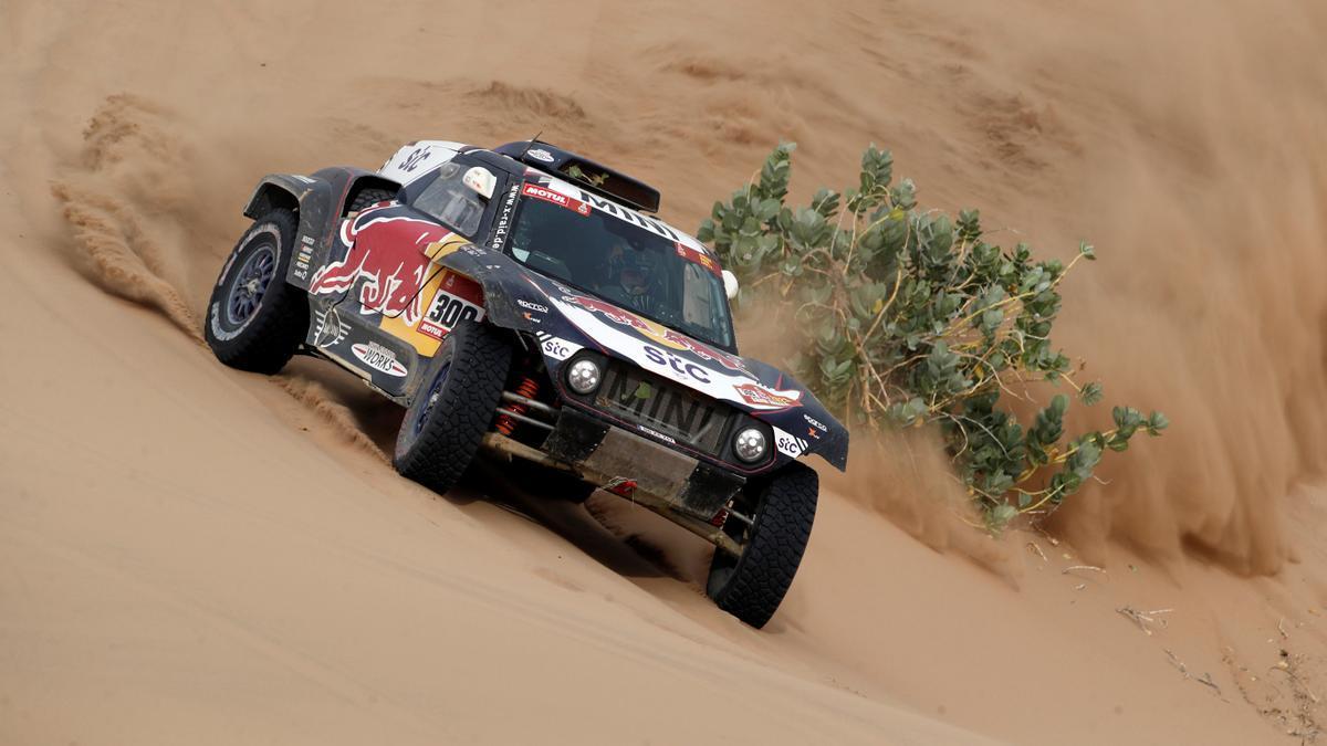 Dakar Rally.