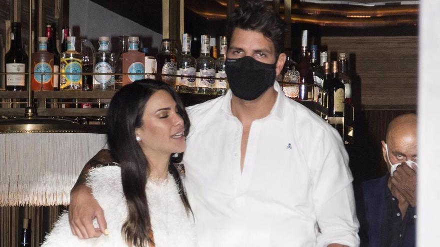 Carla Barber y Diego Matamoros desmienten los rumores de ruptura