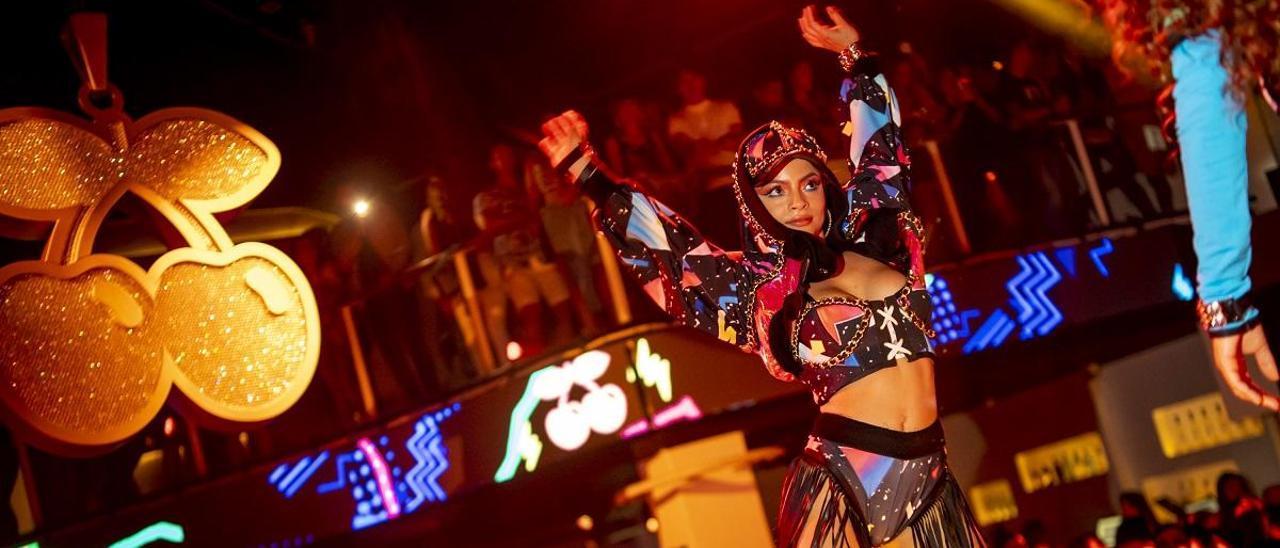 Imagen de archivo de una fiesta en Pacha Ibiza.