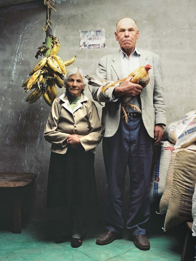 Maria y César (2010, Kolumbien)