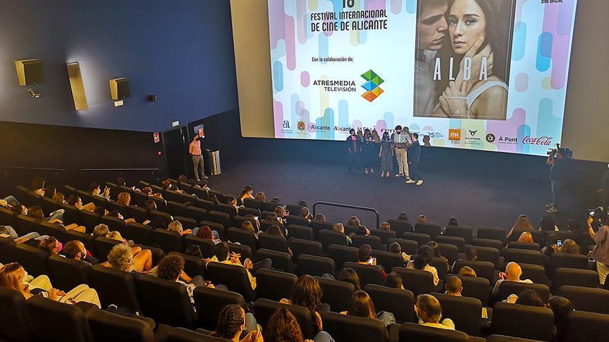 Catorce mil personas siguieron el Festival de Cine de Alicante