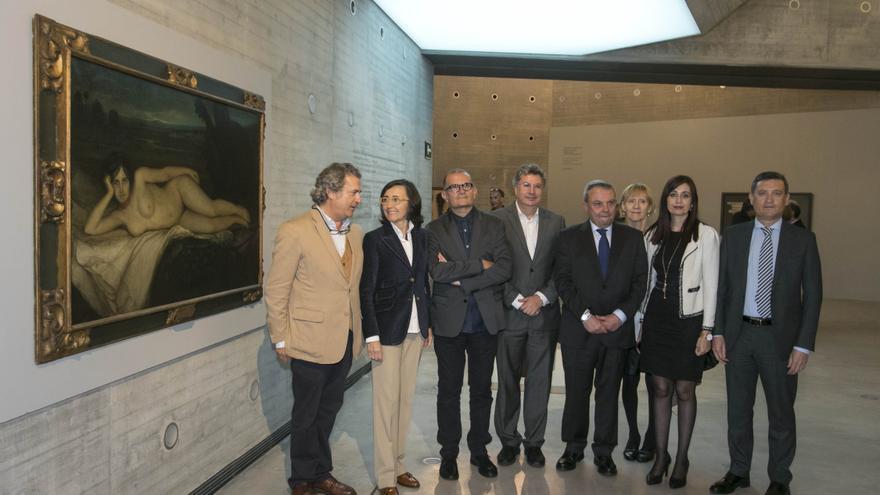 El 'Círculo íntimo' de Espaliú llega al Centro de Creación Contemporánea