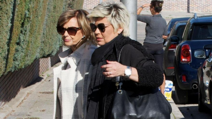 Terelu Campos se enfada con María Patiño por una noticia de 'Socialité'