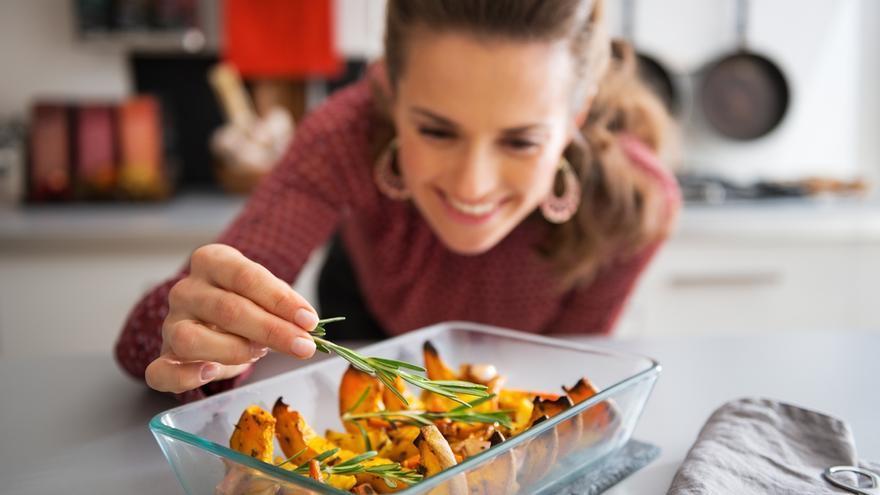 Cinco recetas saludables para este otoño
