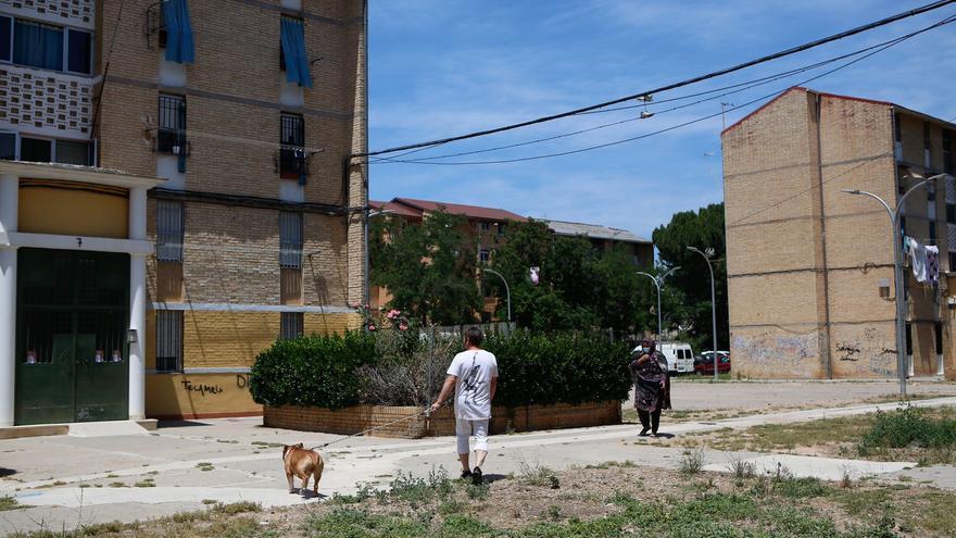 Cinco barrios de los quince más pobres de España están en Córdoba