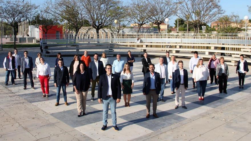 El PP de San Vicente refuerza su estructura con otras dos secretarías y la incorporación de nuevos afiliados