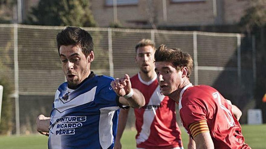 El Solsona i cinc clubs lleidatans fan propostes per a l'escenari amb covid