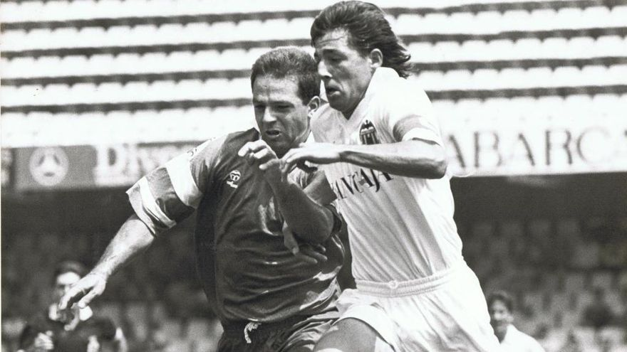 Fallece Fabado, exjugador del Valencia, Villarreal y Levante UD