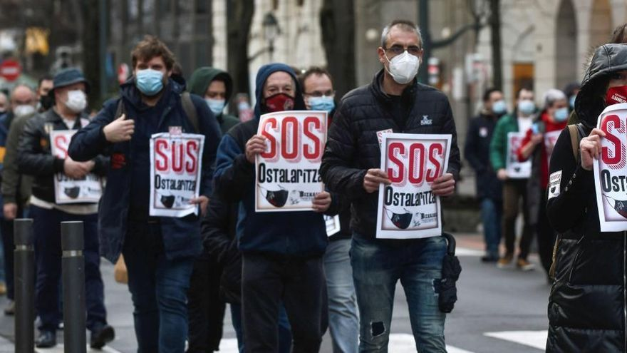 """Hosteleros preparan una demanda contra el Estado por """"daños y perjuicios"""""""