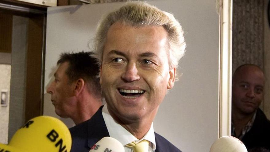 Holanda investigará a Geert Wilders por islamofobia