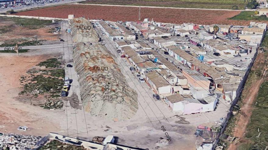 Neue Strategien beim Abriss von Palmas Drogensiedlung Son Banya