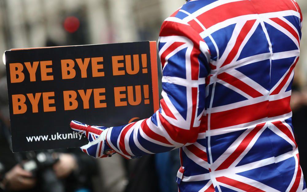Reino Unido deja la Unión Europa | Enero