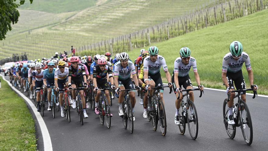 Sigue en directo la etapa de hoy del Giro de Italia: Piacenza - Sestola
