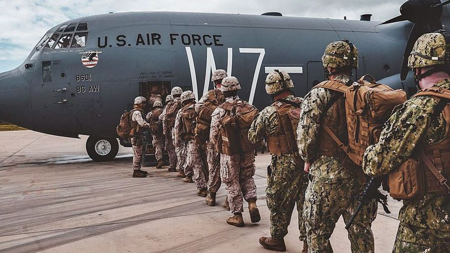 Defensa justifica las maniobras de EEUU y Marruecos en el Sáhara
