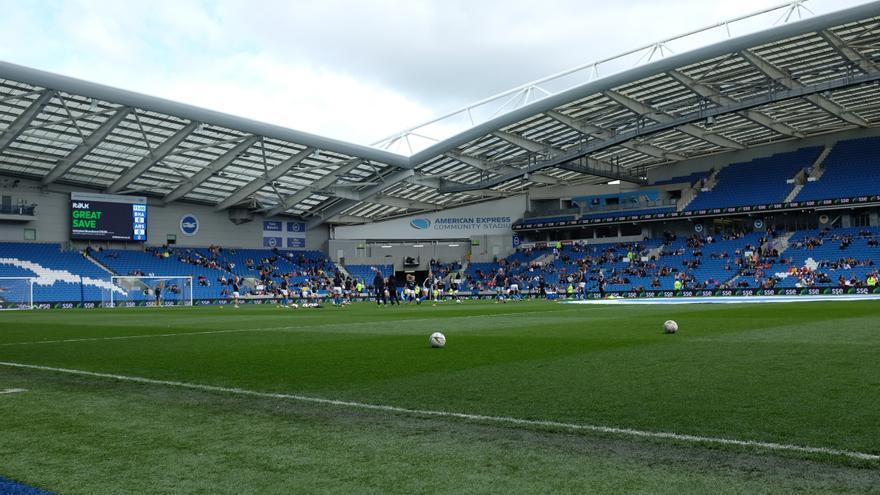 Detenido por presunto abuso sexual un jugador del Brighton de la Premier League