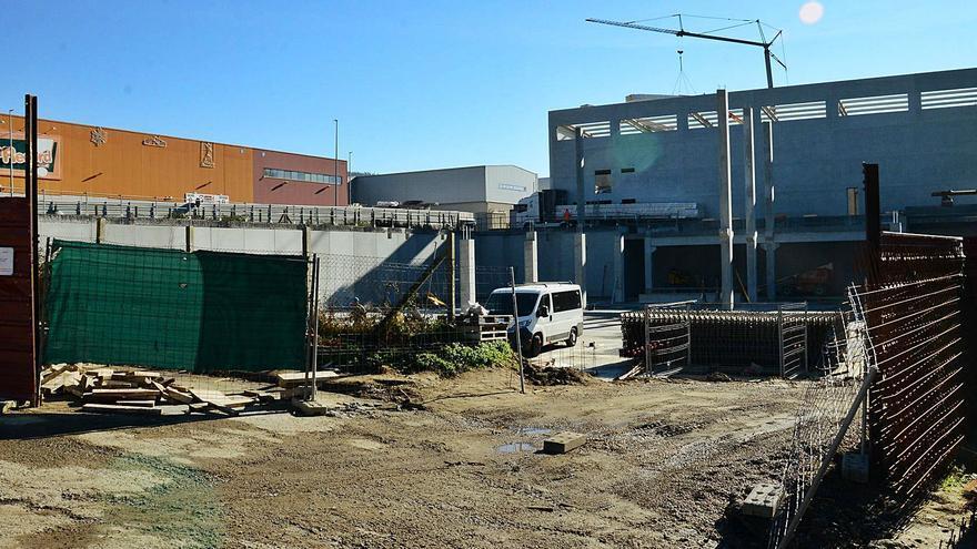 La ampliación de Castiñeiras creará 88.000 m2 de suelo industrial y más de 60.000 de zonas verdes