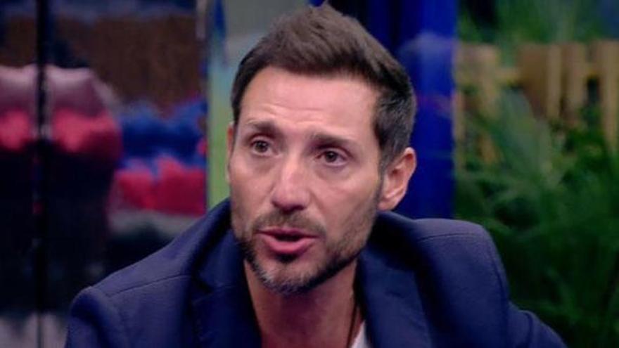 Antonio David , en 'GH VIP7'