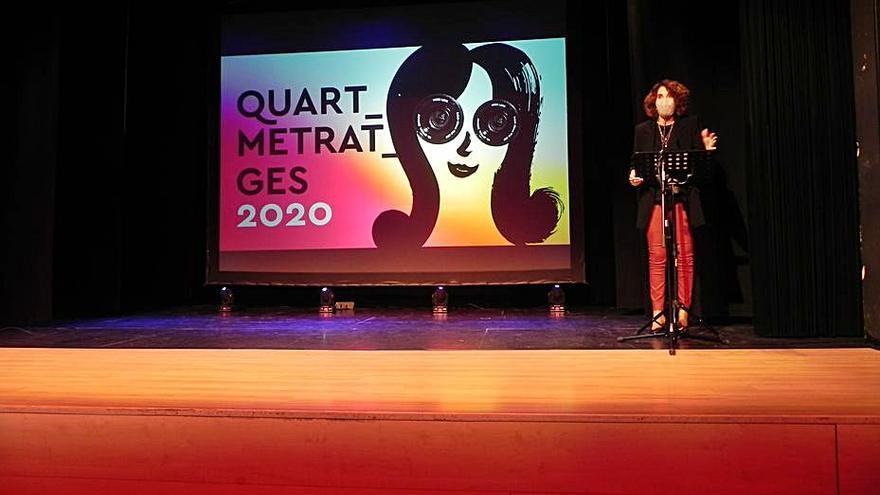 Un total de 25 cortos luchan en el Quartmetratges 2020