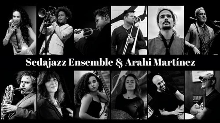 Sedajazz Ensemble & Arahi Martínez