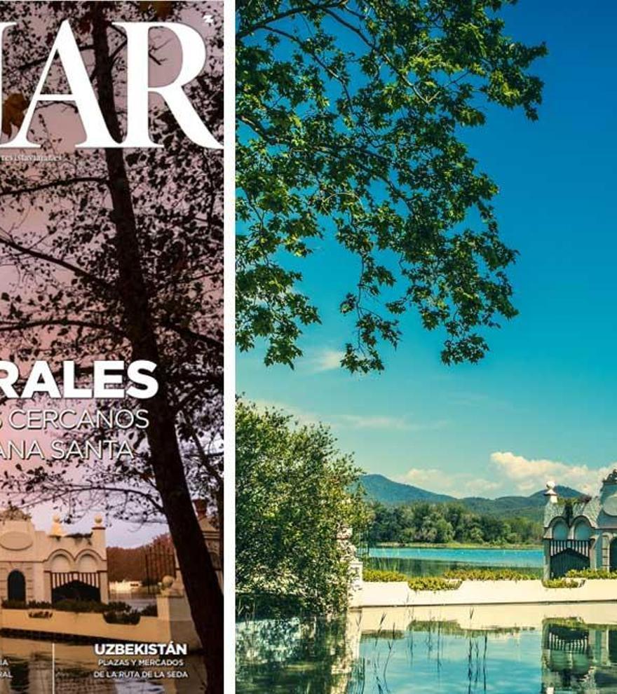 Diez paraísos naturales en España para Semana Santa, en el nuevo número de febrero de 'Viajar'