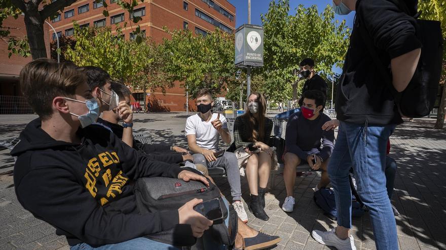 Universidades pide a Justicia una investigación sobre las fiesta en el Galileo Galilei