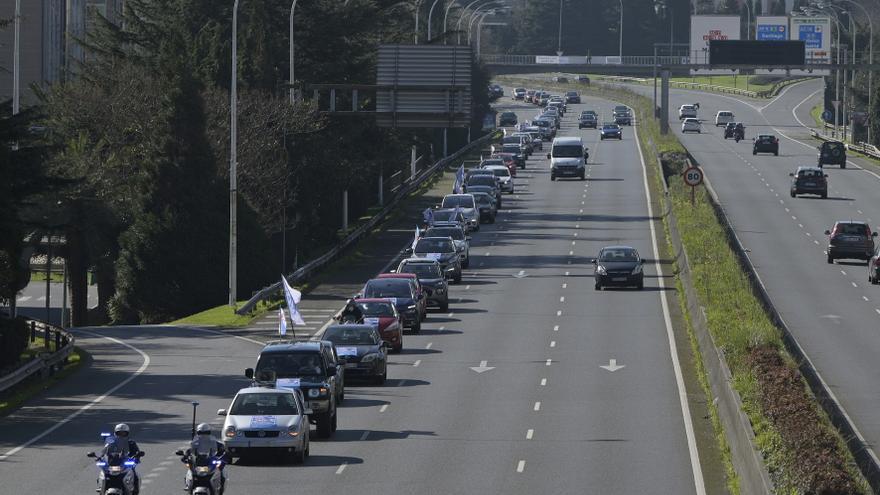 El Gobierno autoriza la senda de gasto para las bonificaciones de los peajes de la autopista AP-9