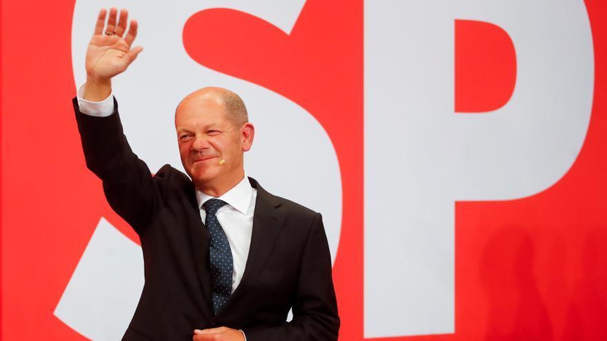 El socialdemòcrata Olaf Scholz es perfila com a nou canceller alemany