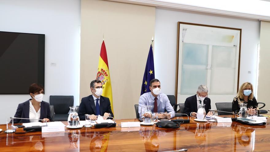 Sánchez regresará el miércoles a La Palma, su cuarta visita desde el inicio de la erupción
