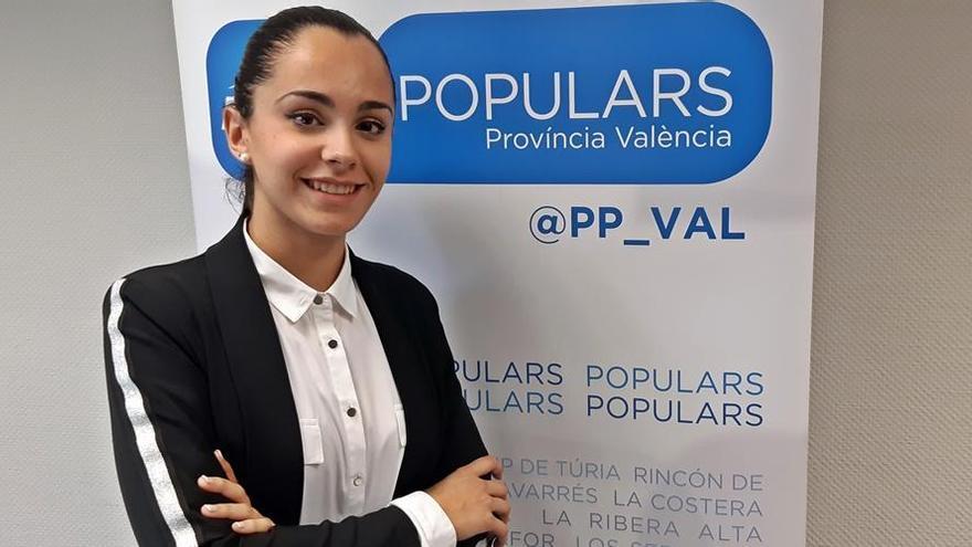 El PP de Genovés nombra a Marta Sanchis candidata a la alcaldía del municipio