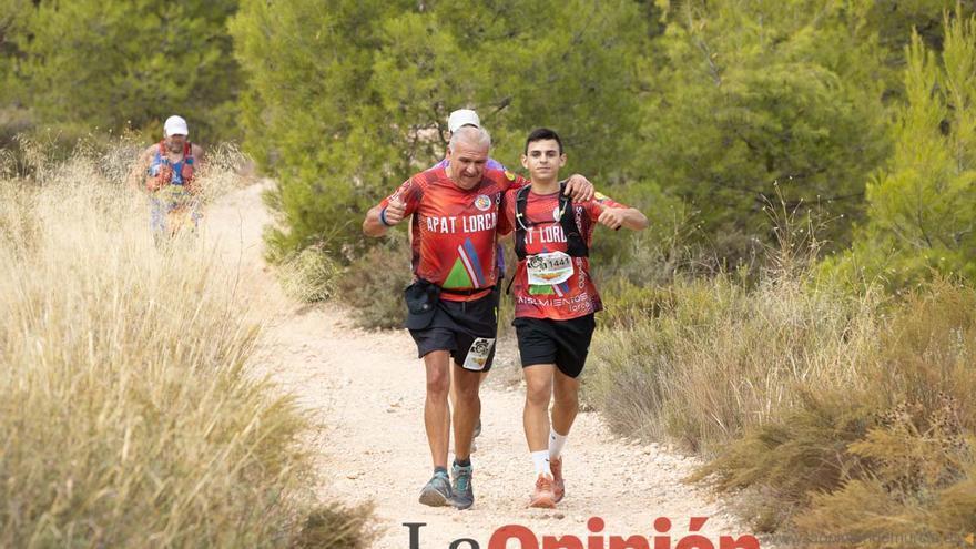 La Vara revive la pasión por el trail running en Caravaca