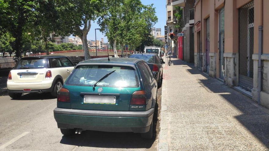 ERC reclama la pacificació del carrer del Carme de Girona