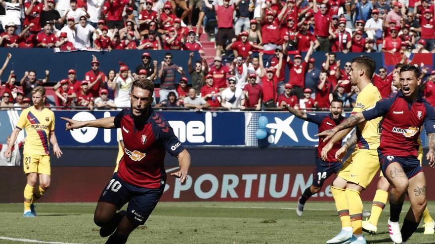 LaLiga Santander: Osasuna - Barcelona