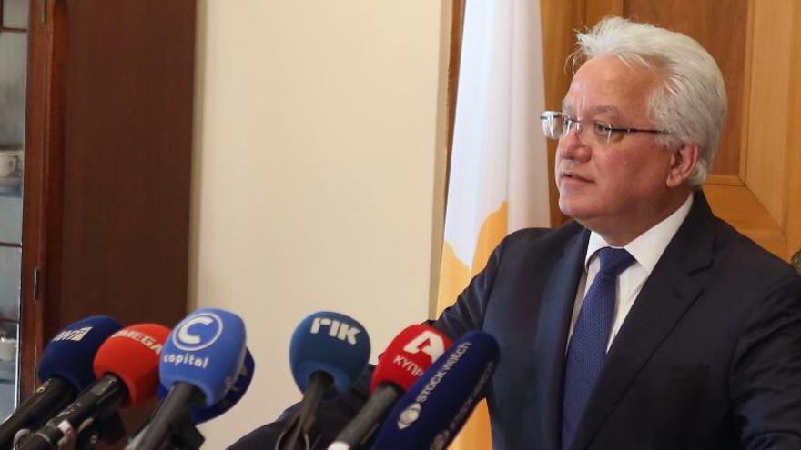 Dimite el ministro de Justicia de Chipre por el caso de un asesino en serie