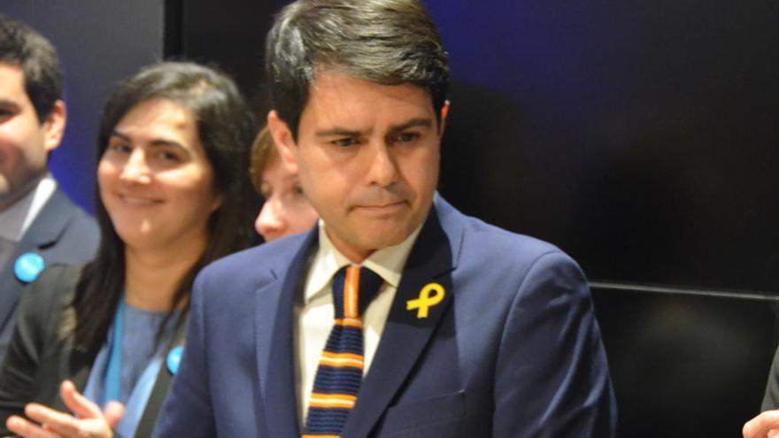 Marc Castells coordinarà des d'Hamburg les accions del PDeCAT amb la defensa de Puigdemont