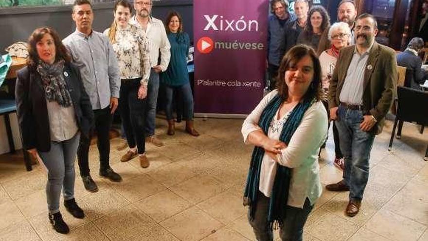 Mario Suárez y Verónica Rodríguez inician la disputa del liderazgo de Podemos en Gijón