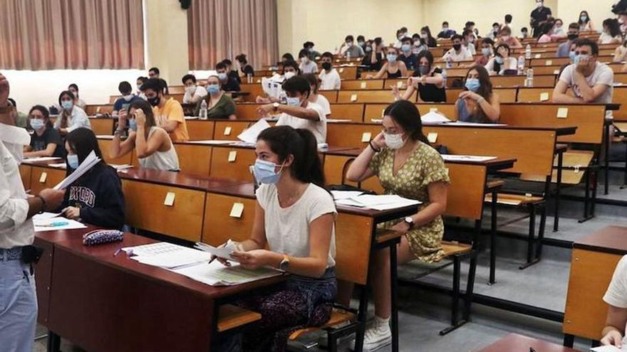 Arranca la Selectividad para más de 8.300 estudiantes malagueños