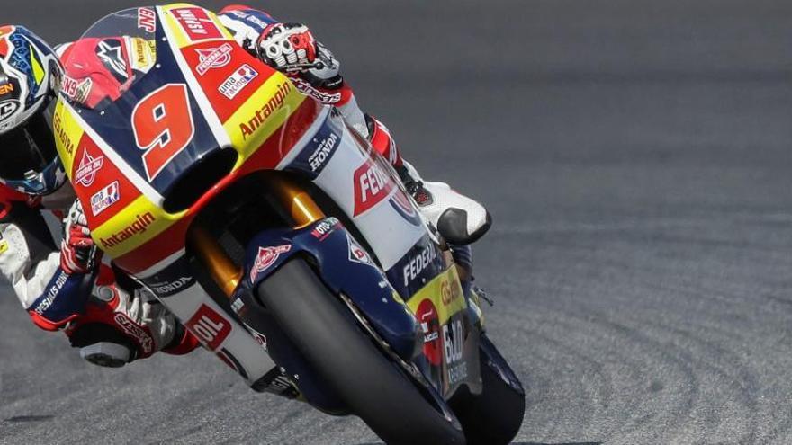 Navarro logra su segunda 'pole' consecutiva