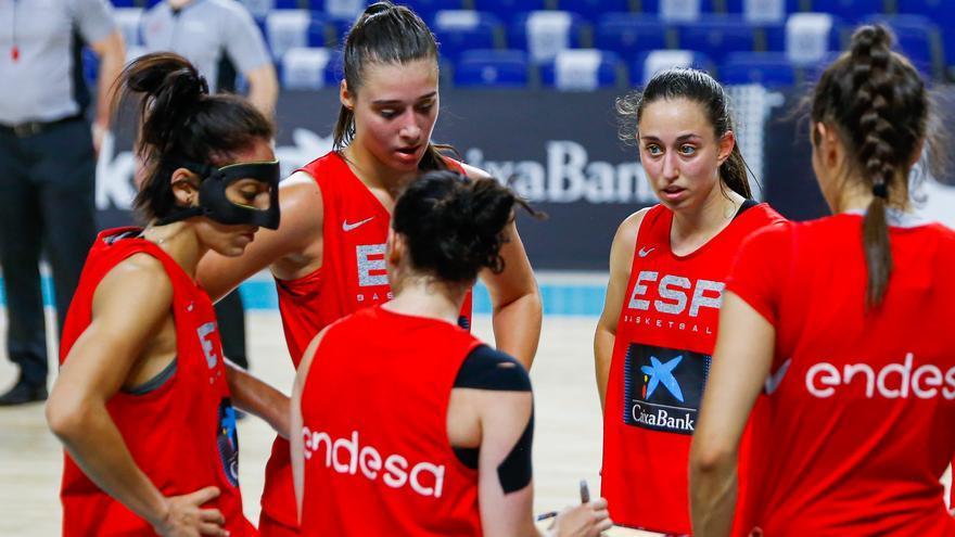 """Valencia Basket: Raquel Carrera: """"¿Tirar los tiros libres en la final de Tokio? Lo compro"""""""