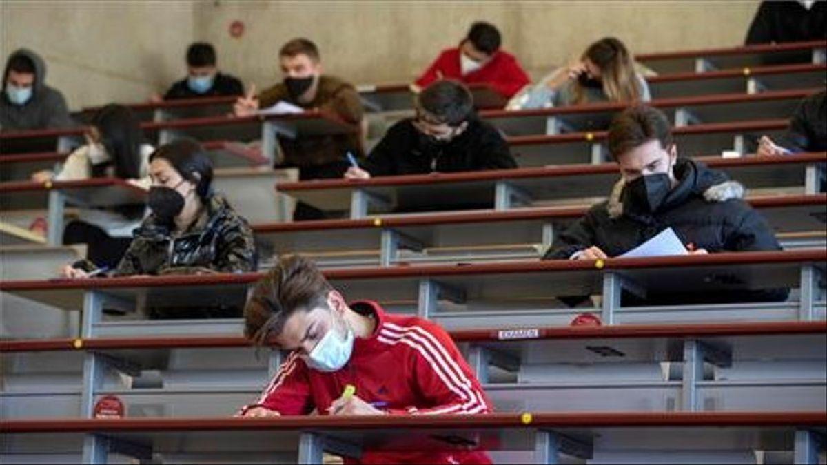 La tasa de abandono escolar baja 1,24 puntos en 2020 y se sitúa en el 16%