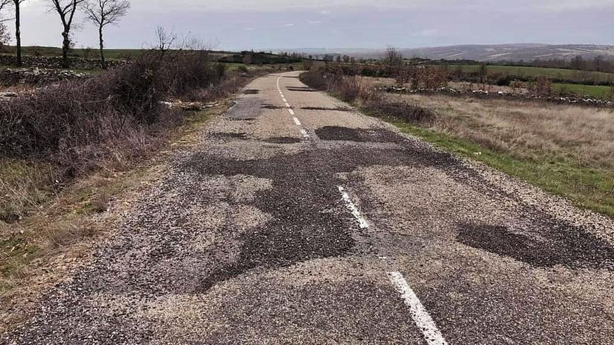 Rabanales denuncia a una maderera por el deterioro del camino Mellanes-Samir