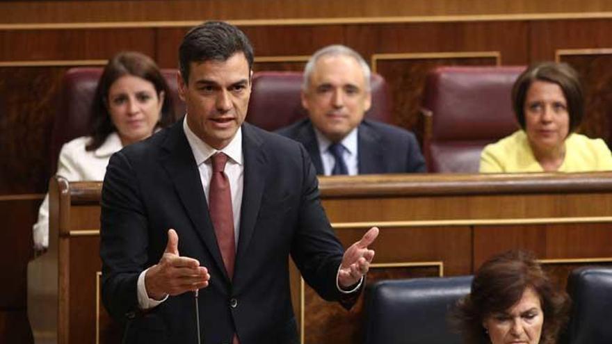 El PP acusa a TVE de manipulación en la cobertura de la tesis de Pedro Sánchez