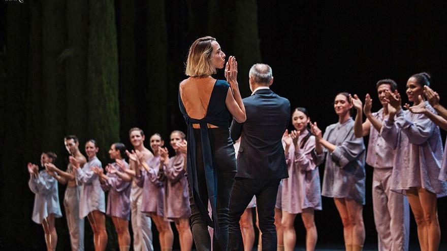 Mar Aguiló debuta como coreógrafa de la Compañía Nacional de Danza