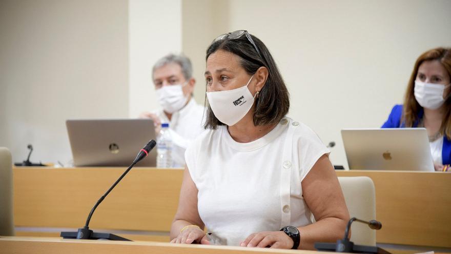 Olga Sandrós, nueva regidora de Economía, Empleo y Comercio de Paiporta