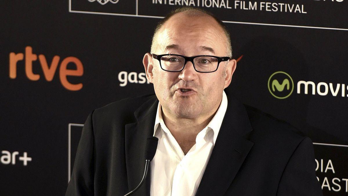 Francia nombra caballero de las Artes y las Letras al director del Festival de San Sebastián