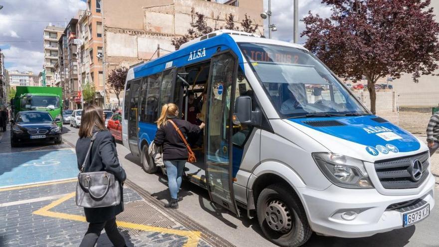 Autobuses gratis en Cartagena para promover el transporte sostenible