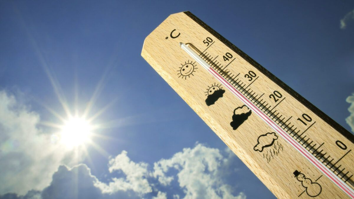 España recibe el lunes un verano «sofocante» en casi todo el país