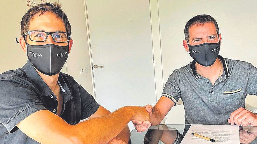 Santi Barranco, nuevo director deportivo del Arabay Team de ciclismo