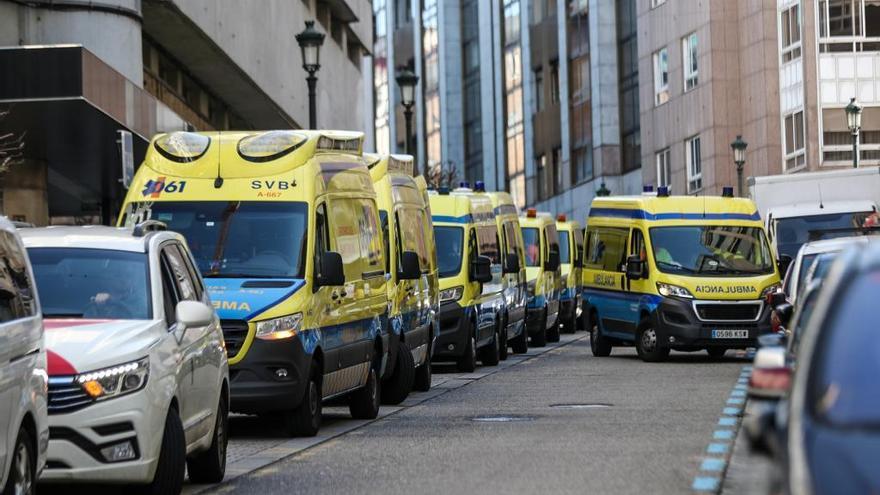 Tráfico en Vigo |  Desvíos por el corte de dos calles en el entorno de Povisa